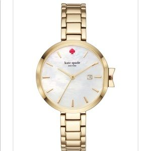 Brand New in Box Kate Spade Gold Gramercy watch!